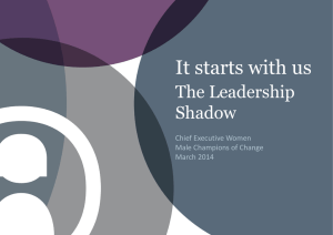 Leadership Shadow Implementation Guide