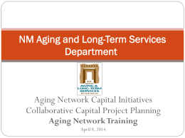 NM Aging and Long-Term Services Department