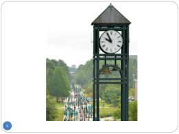 Tuition & Fee Presentation (PPT) - University of North Carolina