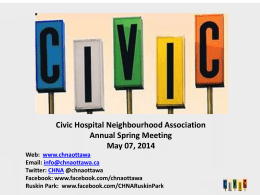 File - Civic Hospital Neighbourhood Association