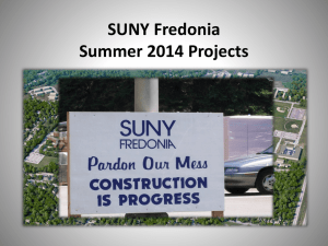 Summer 2014 Project Presentation