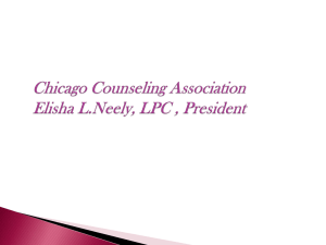 Chicago Counseling Association