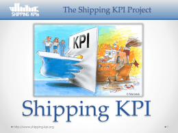 manage, operate and distribute the KPI System