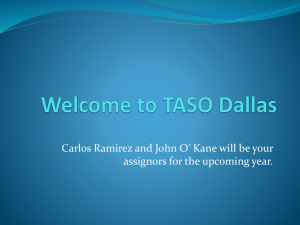 UIL TASO DALLAS