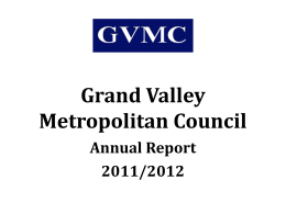 To view the FY 2011/2012 Annual Report, click here.