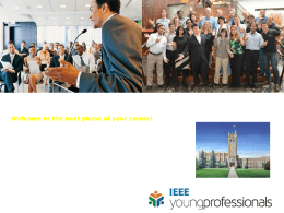 IEEE Young Professionals London