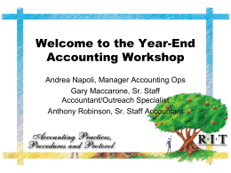 """YEAR-END ACCRUAL"" FY 14 Statement"