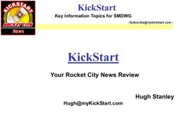 Kickstart 121814