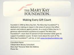 Camera Ready Ads - Mary Kay In Touch Community