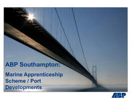 Introduction to ABP - Southampton Solent University
