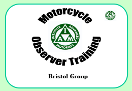 Observation - Bristol Advanced Motorcyclists