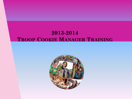 Troop`s - Girl Scouts of Connecticut