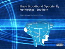 Illinois Broadband Opportunity Partnership - Southern