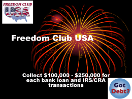 Freedom Club USA