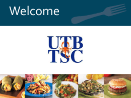 Sodexo… - blue - The University of Texas at Brownsville