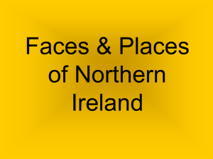 Faces of Northern Ireland - euro