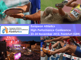High-Performance Conference