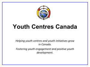 TYPS Youth Centres Canada
