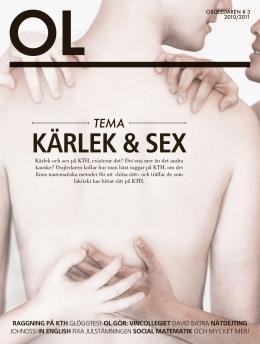 KÄRLEK & SEX