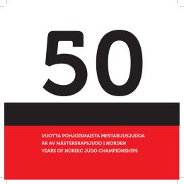 Nordic Championships History (pdf, 8896 kB)