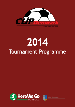 Program CupDenmark