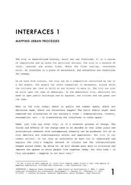 INTERFACES 1