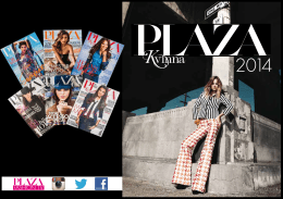 fashion tv - PLAZA PUBLISHING GROUP