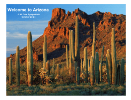 "View the DreamCatchers` ""Welcome to Arizona"" we made for YOU!"