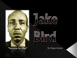 Jake Bird-Diego