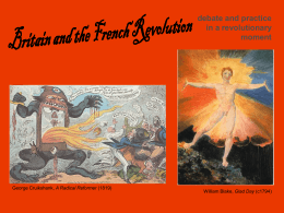 The French Revolution in Britain