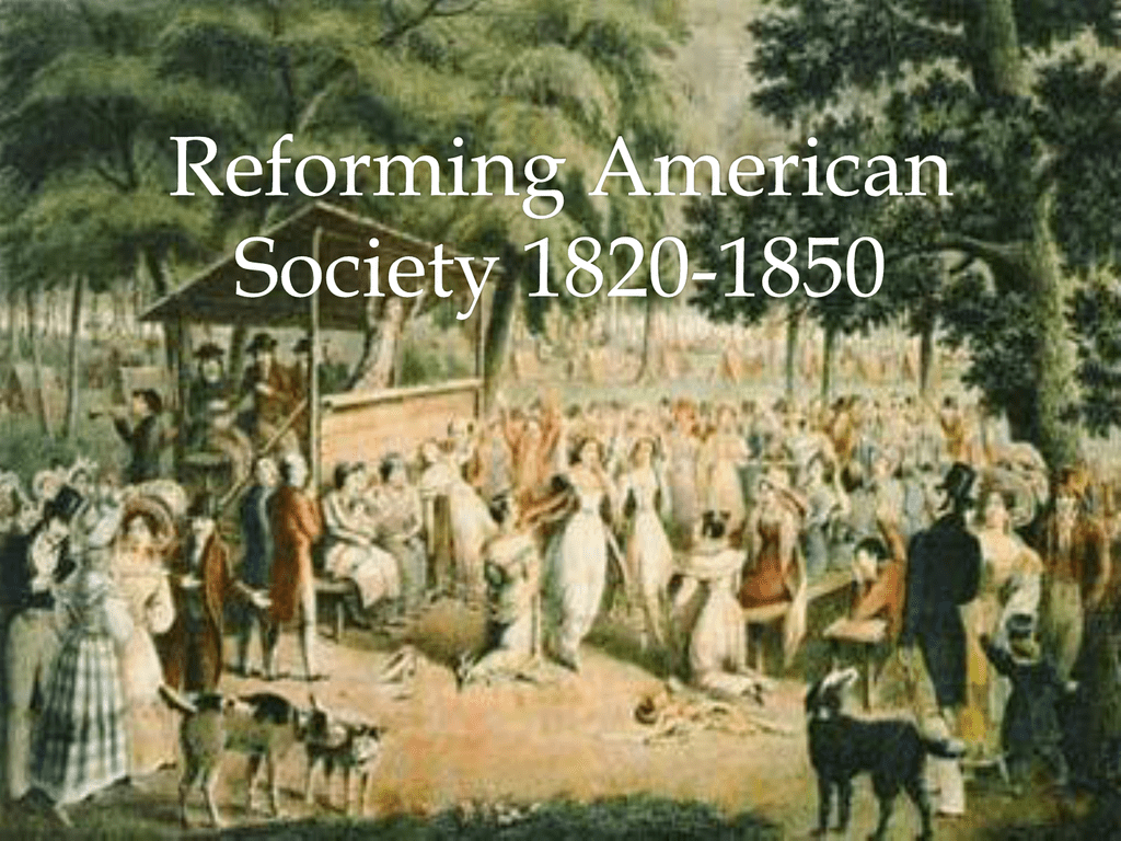 reform movements in the south