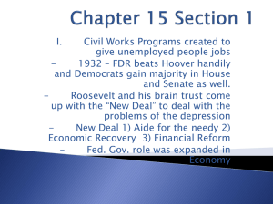 Chapter 15 Section 1 - Guthrie Public Schools