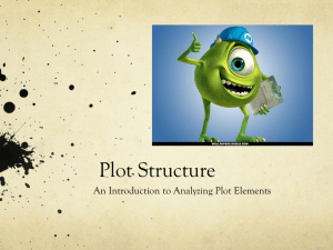Plot Structure Slideshow