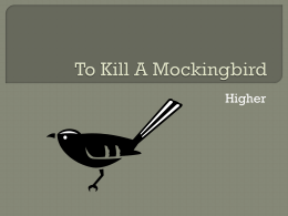 an analysis of the sarcasm and hypocrisy in the novel to kill a mockingbird by harper lee To kill a mockingbird honors english 10 where did nelle harper lee go for law school then how many academy awards did the movie of to kill a mockingbird.