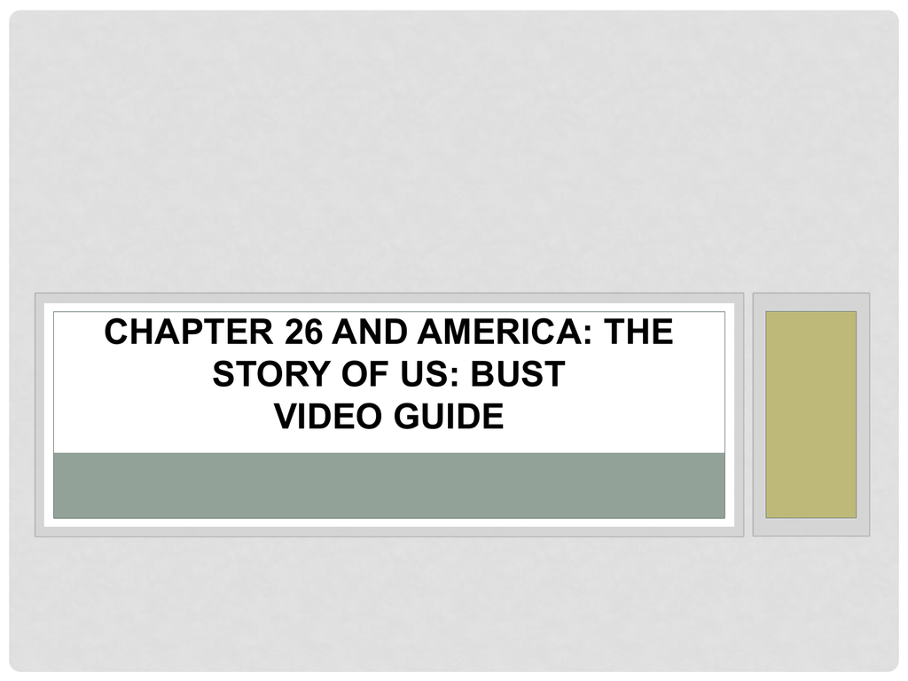worksheet America The Story Of Us Bust Worksheet Answers america the story of us bust video guide