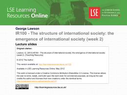 Week 2 lecture slides (IR100)