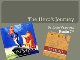 The Hero*s Journey
