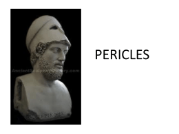 PERICLES a