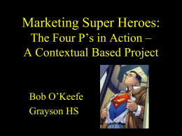 Super Hero PowerPoint 2.06