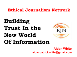 EJN Presentation Brussels Jan 18 2015