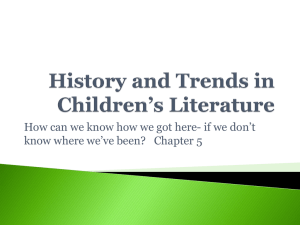 History and Trends 2013