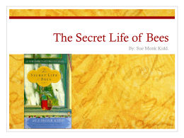 Secret Life Of Bees - Kaitlyn
