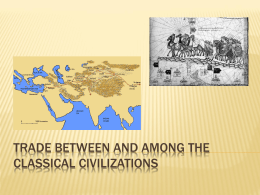 Trade between and among the classical
