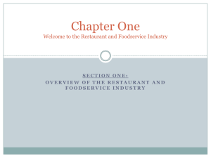 Chapter One - School District of Clayton