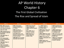 ap world chapter 6 Chapter 2 advice for ap world history teachers as the advanced placement program continues to experience tremendous growth in the twenty-first century, it is heartening to see that in every us state and the district of columbia.