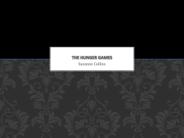 The Hunger Games ppt