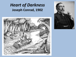 Heart of Darkness Intro