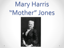 Mother Jones - Riley Jenkins