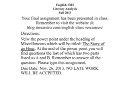 English-1302-last-assignment