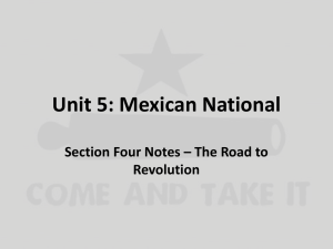 Unit 5 Section 4 Notes - Rogers Independent School District